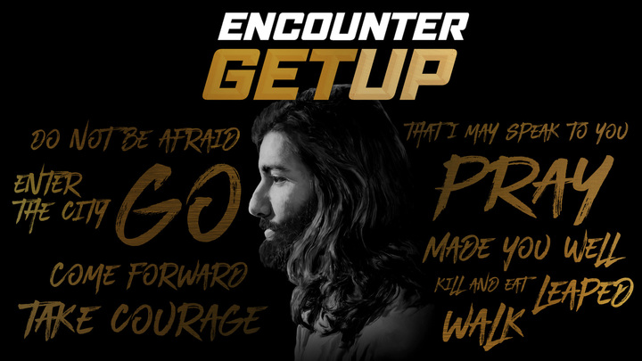 Encounter:Get Up 2020 logo image