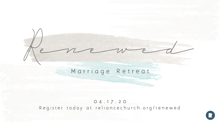 Marriage Retreat 2020 logo image