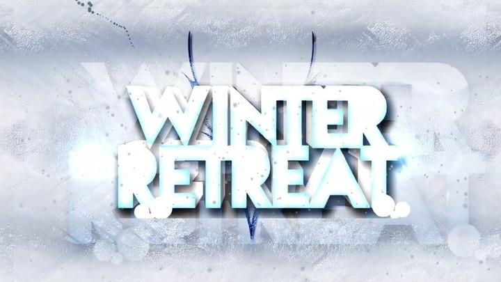 Senior High Youth Winter Retreat logo image
