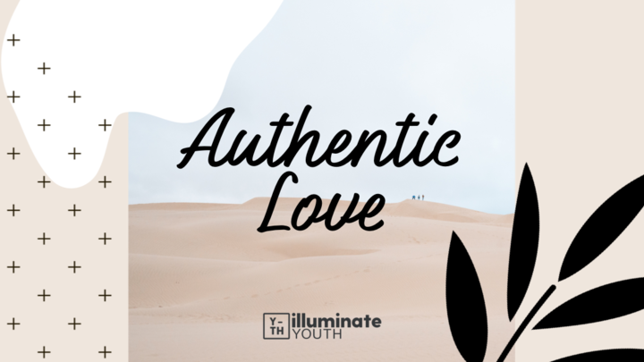 Authentic Love (Purity: High School Only) logo image