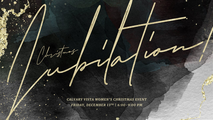 Jubilation! Women's Christmas Dinner logo image