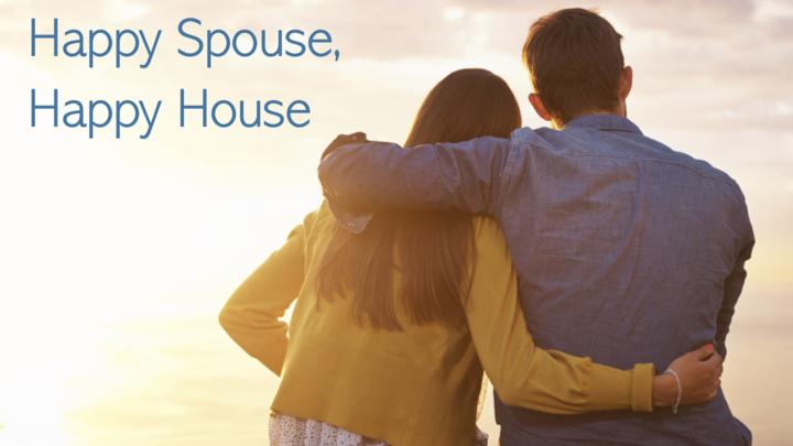 Happy Spouse, Happy House Volunteers logo image