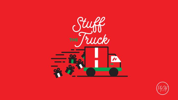 Stuff The Truck Gift Donation logo image