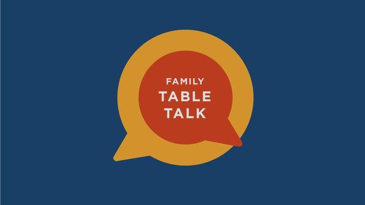 Family Table Talk logo image