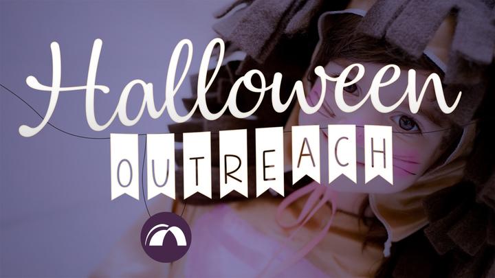Halloween Neighborhood Outreach logo image