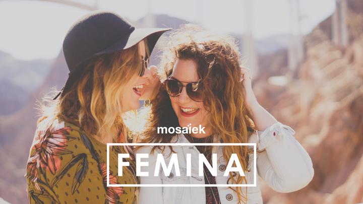 Femina - 'n Gasvrye Christus-Liefde by jou Kerstafel logo image