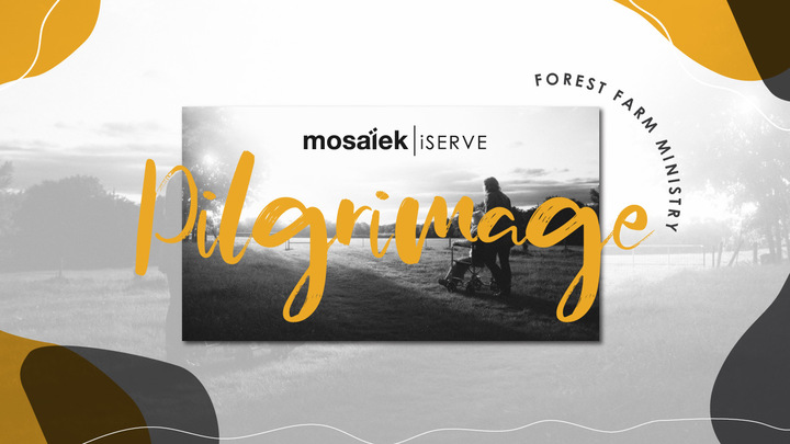 Pilgrimage - Mosaïek Choir Christmas Performance at Forest Farm logo image
