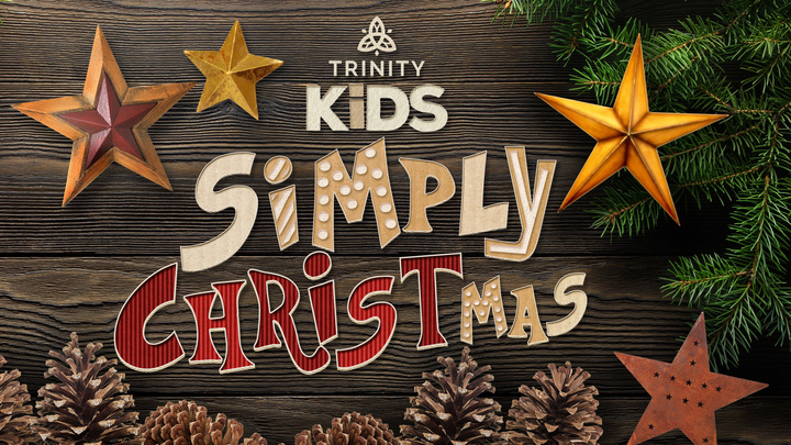 Simply CHRISTmas (Stateside Campuses) logo image