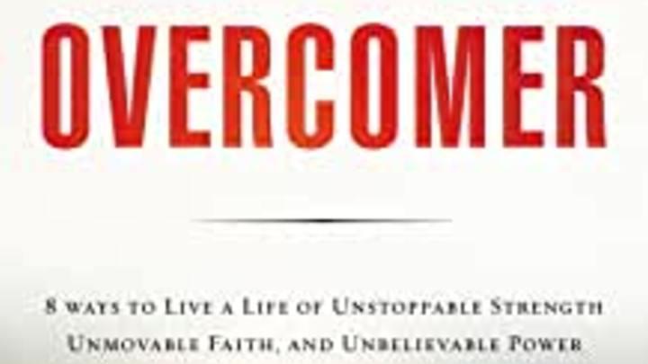 Overcomer Dr David Jeremiah (Nov 4 - Dec 9 workshop) logo image