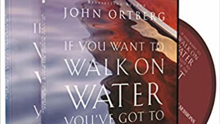 If you want to walk on water You've got to get out of the boat. (Nov 5 - Dec 10 Workshop) logo image