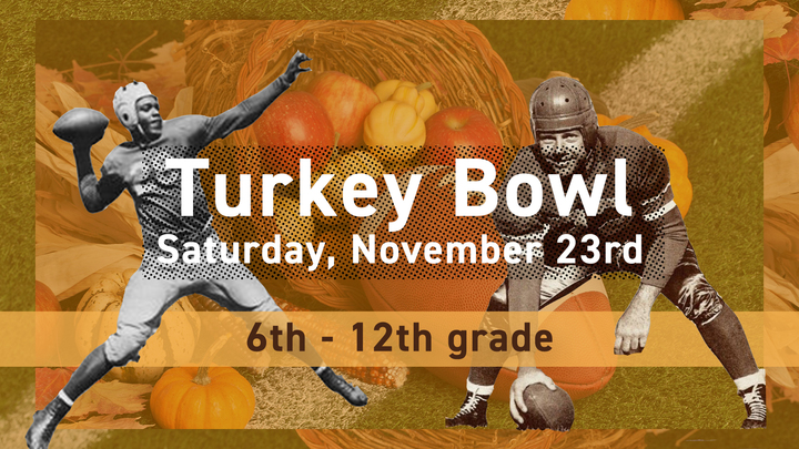 JSM Turkey Bowl logo image
