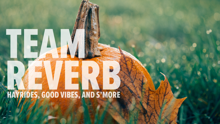 Hayrides, Good Vibes, and S'more - Team Reverb Appreciation Day  logo image