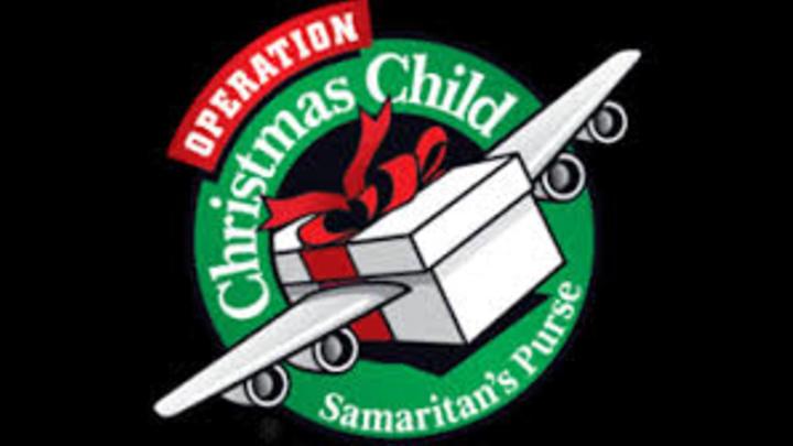 Operation Christmas Child logo image