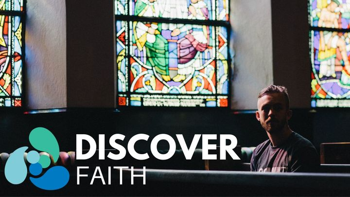 DISCOVER Faith logo