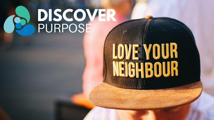 DISCOVER Purpose logo image
