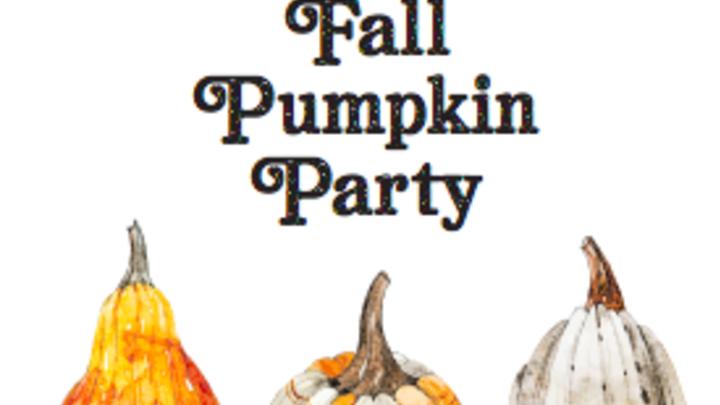 Pumpkin Party  logo image