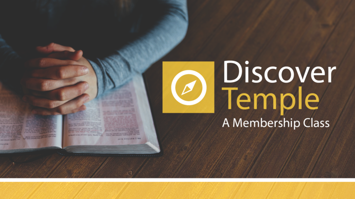 Discover Temple  logo image