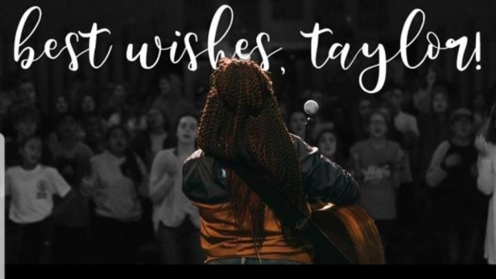 Farewell to Taylor logo image