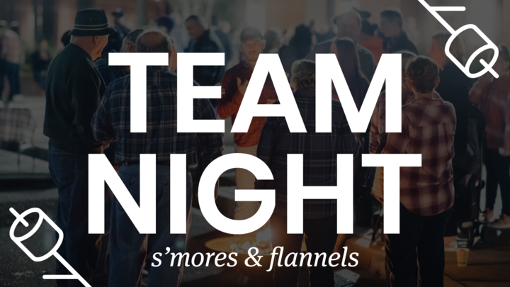 Team Night - S'mores & Flannels logo image