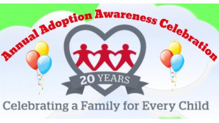 Adoption Awareness Celebration - Wilson County Department of Social Services logo image