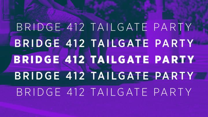 Bridge 412 Tailgate Party logo image