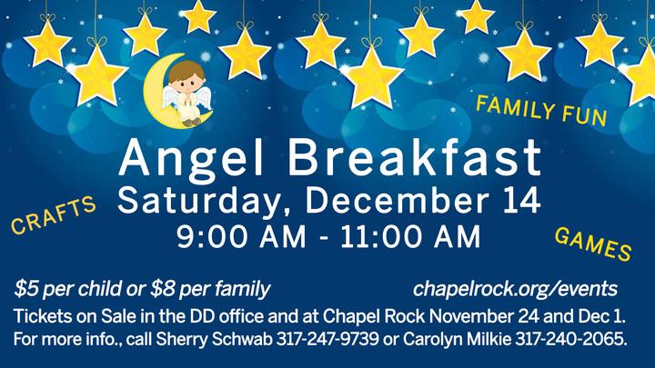 Angel  Breakfast logo image