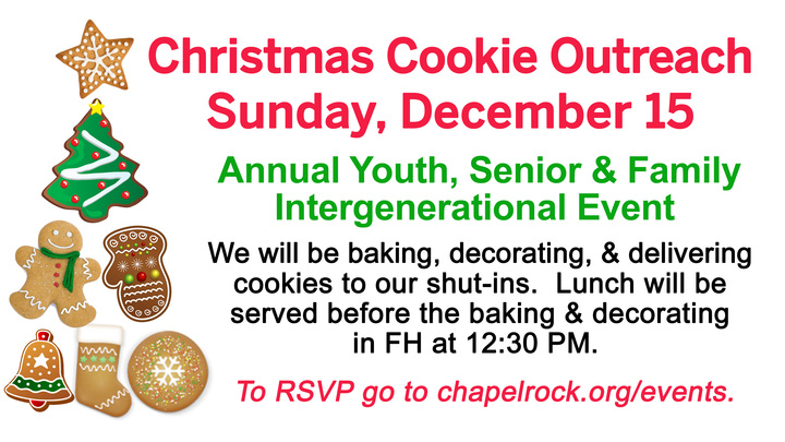Christmas Cookie Outreach logo image