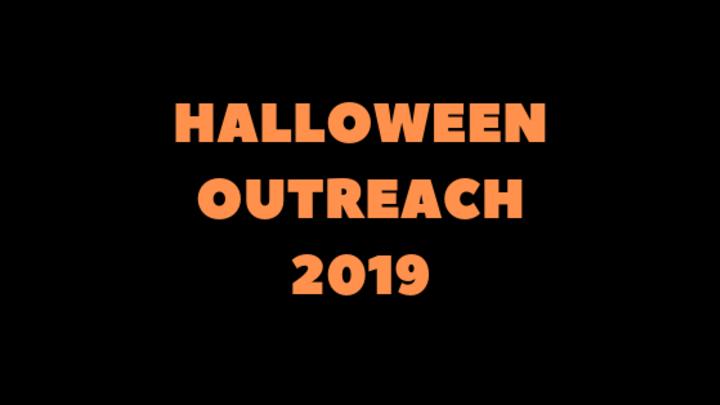 Halloween Outreach logo image