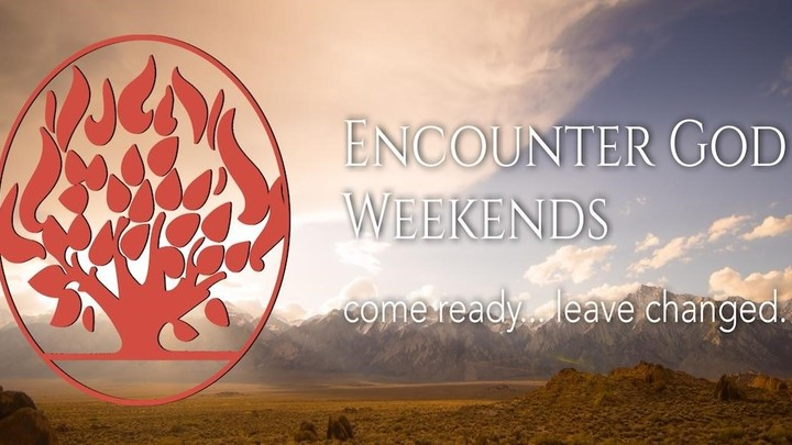 Men's Encounter God Weekend logo image