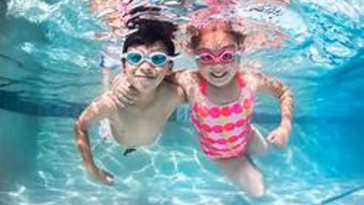 November SOS- Swimming at Cub Run logo image