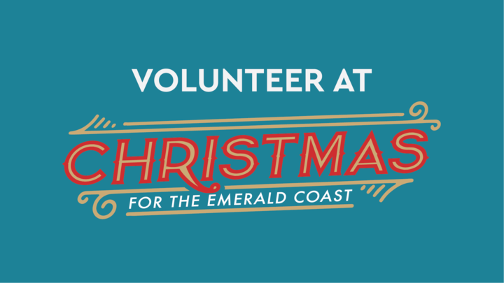 Saturday Volunteer: Christmas For The Emerald Coast logo image