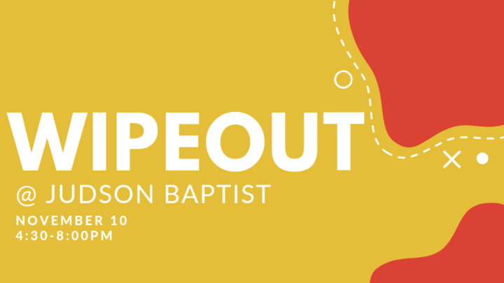 YOUTH WIPEOUT EVENT 2019 logo image