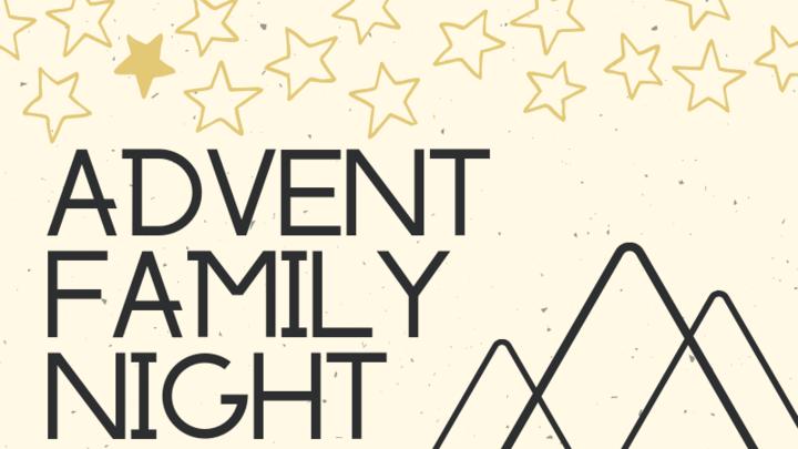 Advent Family Night  logo image