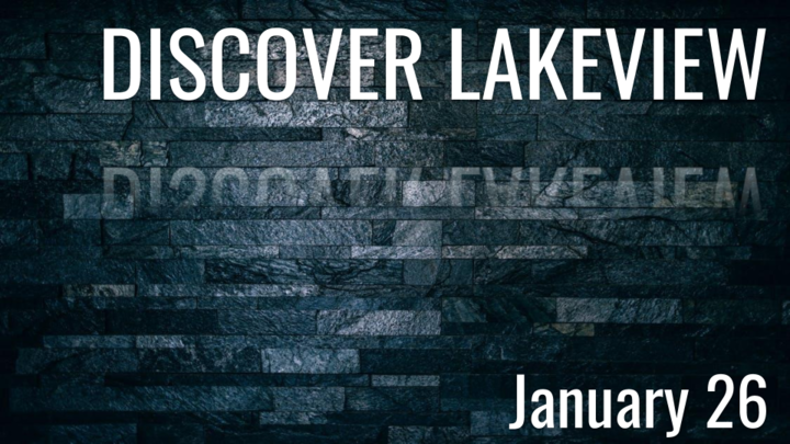 Discover Lakeview logo image