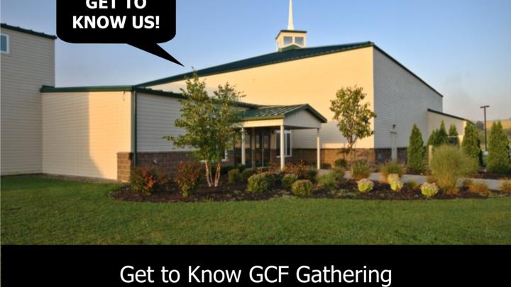 Get to Know GCF logo image