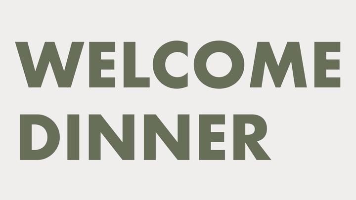 Welcome Dinner logo image