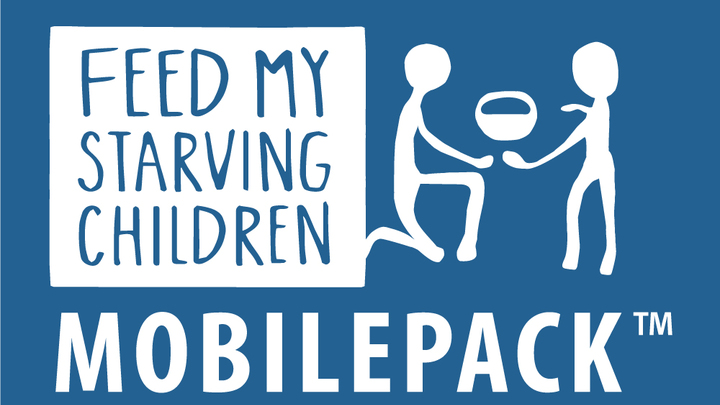 Feed My Starving Children Community Food Packing Event logo image