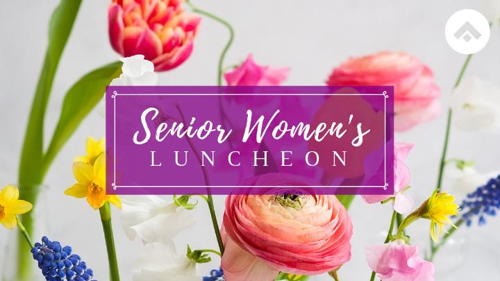 Senior Women's Luncheon logo image