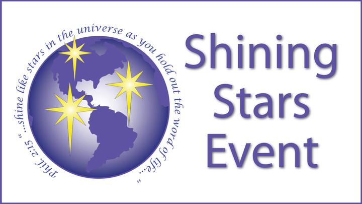 """Shining Stars """"Pot Luck"""" Dinner logo image"""