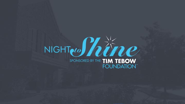 Night to Shine Volunteer logo image