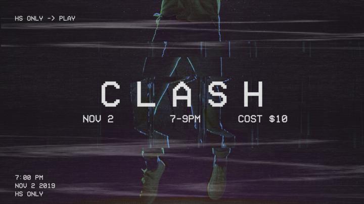 HS CLASH 2019 logo image