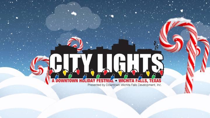 City Lights Parade Warm Up Station - Volunteers logo image