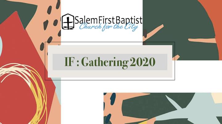 IF: Gathering (WM) logo image