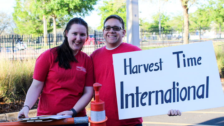 HARVEST TIME INTERNATIONAL (Serve Day - 15 available out of 15) logo image