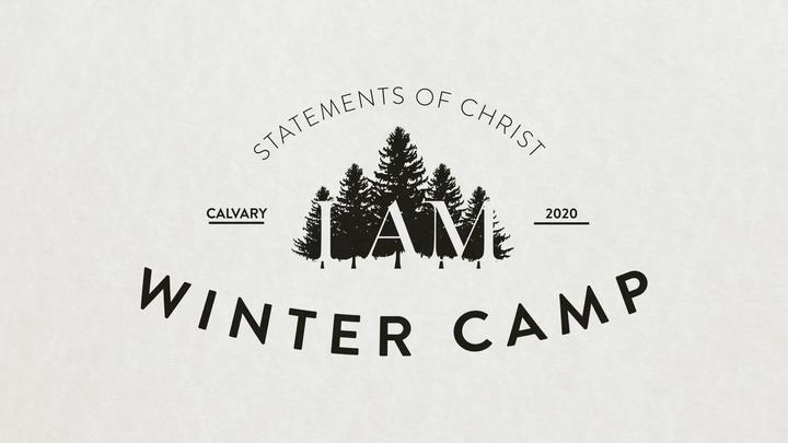 2020 High School Winter Camp logo image