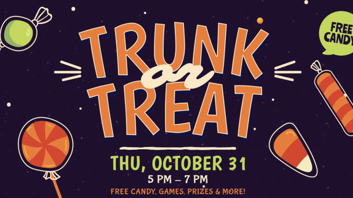 Trunk or Treat at Union Point logo image