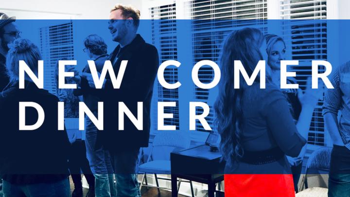Newcomer Dinner logo image