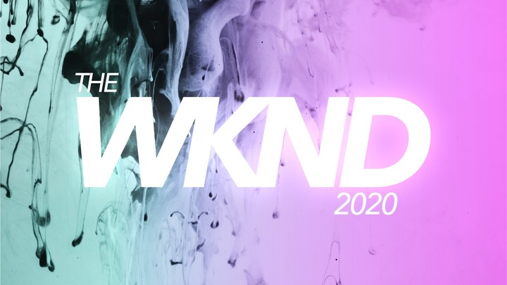 The WKND logo image