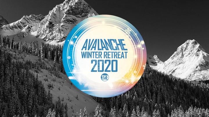 2020 Avalanche Winter Retreat logo image
