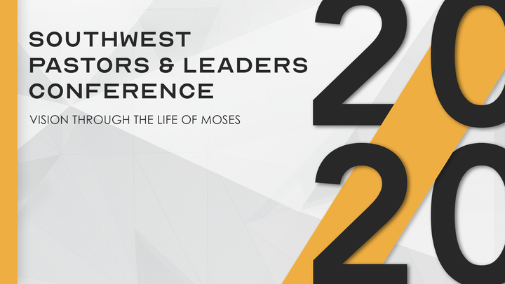 2020 SouthWest Pastors and Leaders Conference logo image